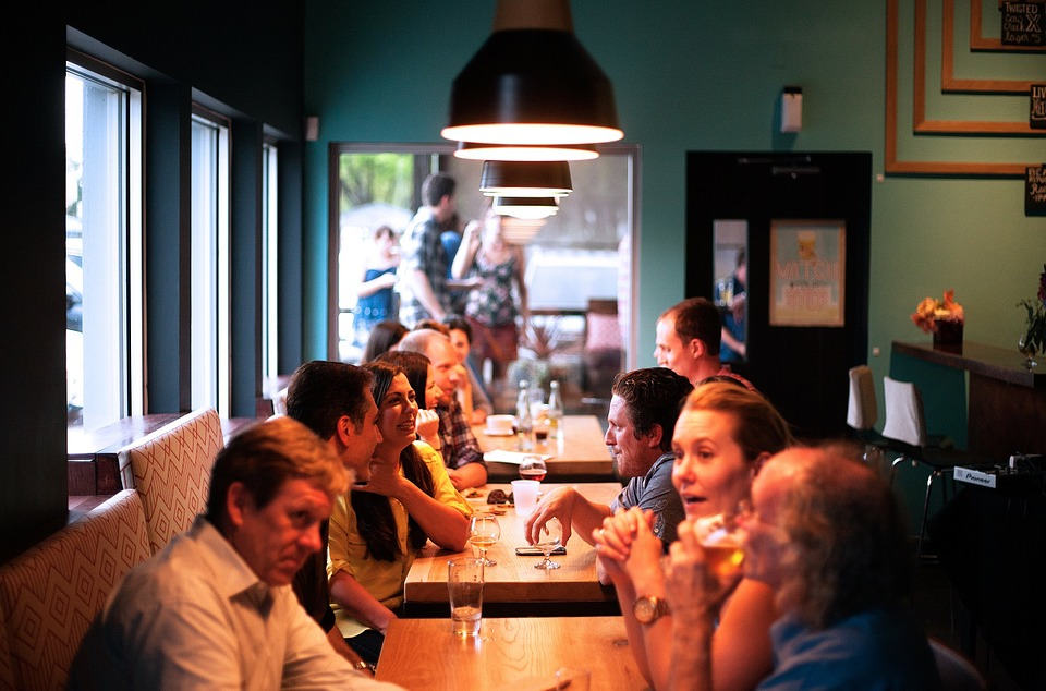 The Importance of (Eating in) Community